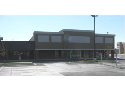 New Retail Shopping Center for Rent
